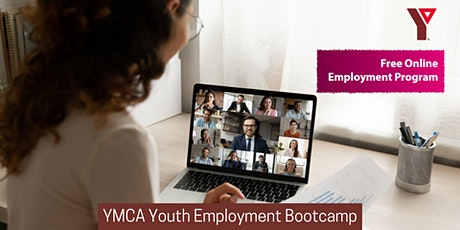 YMCA Online Youth Employment Bootcamp Program - Info Session tickets
