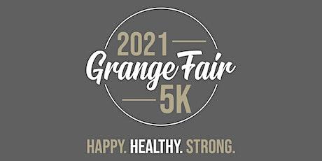 2021 Grange Fair 5K Run/Walk tickets