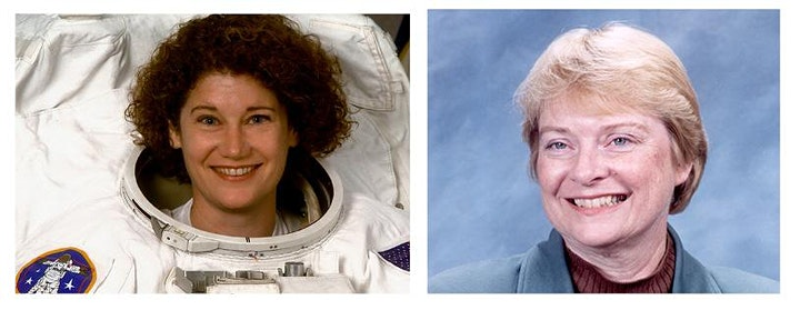 Virtual Fireside Chat #3: Girls In Space image