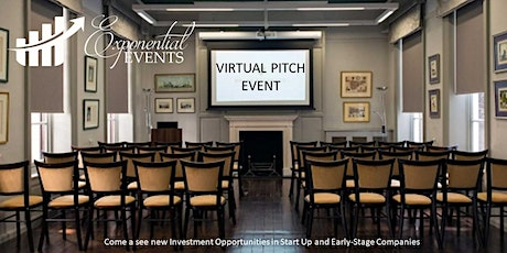 July  Virtual Start up Pitch and Investor Networking Event tickets