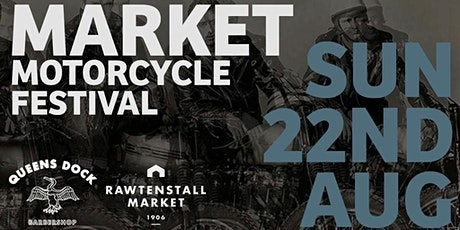Market Motorcycle Festival tickets