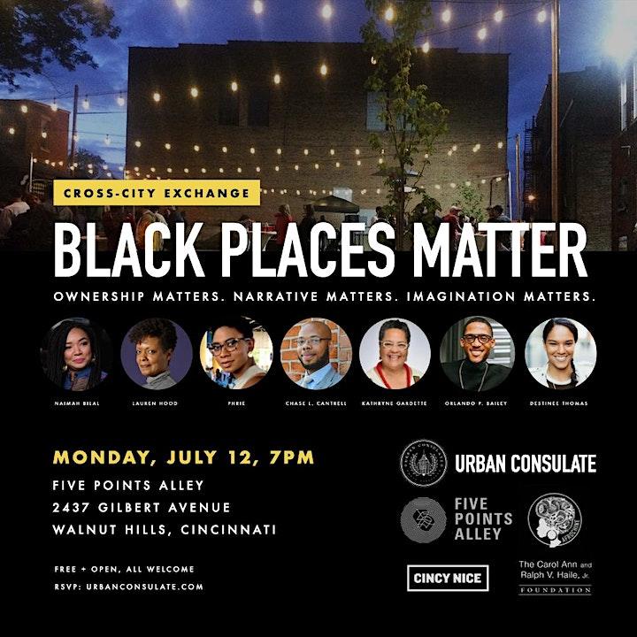 Black Places Matter image