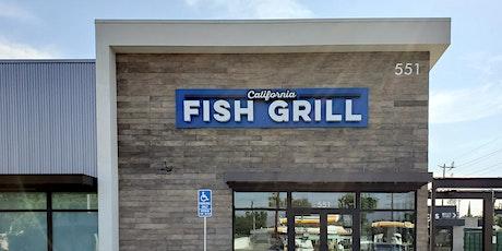 California Fish Grill Burbank - Friends & Family Event tickets