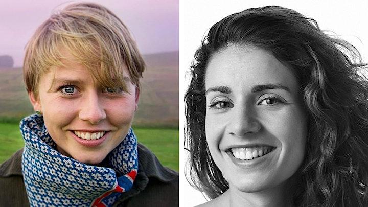 Catalytic Conversations :  Kathryn Spence and Katya Nielsen image