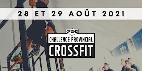 Challenge Provincial de CrossFit 2021 billets