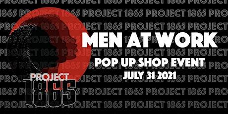 MEN AT WORK - POP UP SHOP tickets
