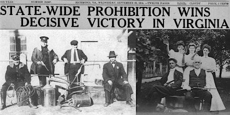 Prohibition in Alexandria Walking Tour tickets