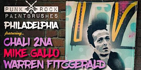 PUNK ROCK & PAINTBRUSHES PHILADELPHIA tickets