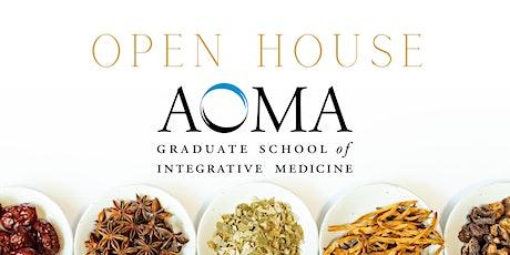 AOMA Graduate School of Integrative Medicine Summer Open House tickets