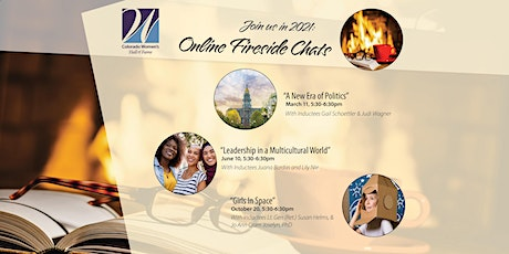 Virtual Fireside Chat #3: Girls In Space tickets