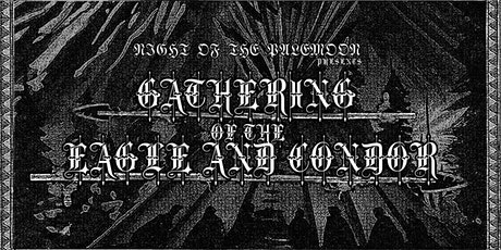 Gathering of the Eagle and Condor tickets