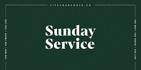 Sunday Service on July 25 at 4pm | Life Church in Pickering tickets