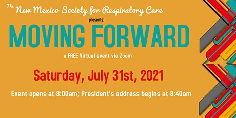 Moving Forward, A Free Virtual Event: NMSRC Annual Meeting tickets