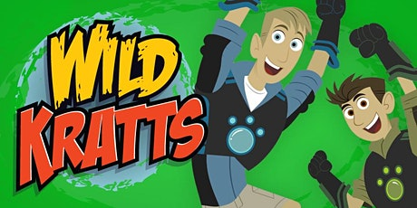ideaKids Online: Virtual Viewing Featuring Wild Kratts tickets
