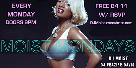 Moist Mondays @ LA Cita Bar tickets