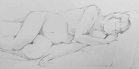 Life Drawing - Model as Muse tickets