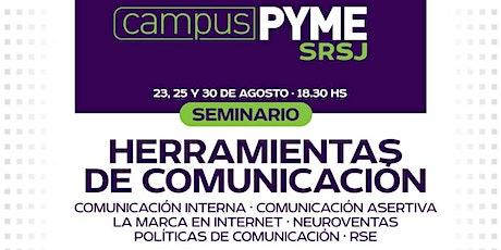 HERRAMIENTAS DE COMUNICACIÓN entradas