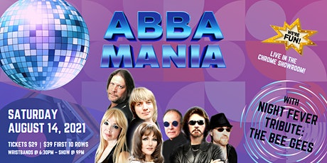 Abbamania & Night Fever Tribute: The Bee Gees tickets