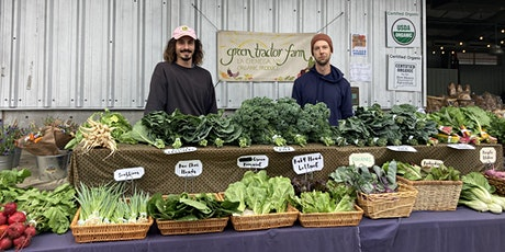 Green Tractor Farm Tour tickets