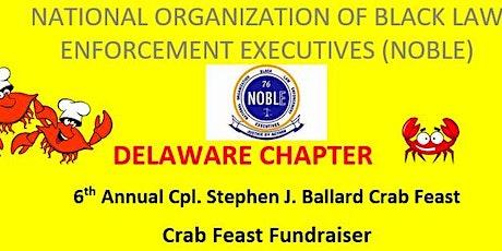 6th Annual Cpl. Stephen J. Ballard Crab Feast tickets