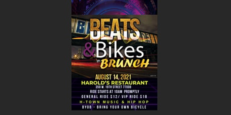 BEATS BIKES & BRUNCH tickets