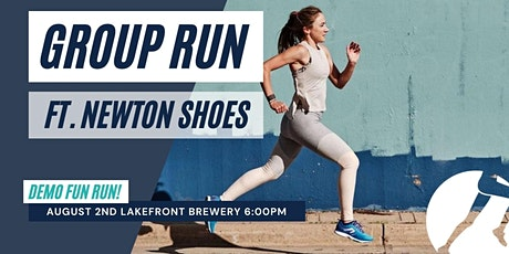 Lakefront Brewery Run with NEWTON tickets