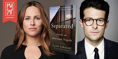 Jacob Soboroff, in conversation with Alicia Menendez, discusses Separated tickets