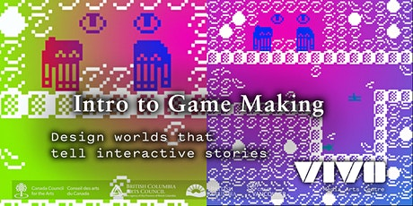 Intro to Game Making tickets