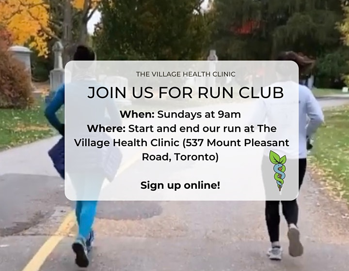 Run the Village- Free Run Club image