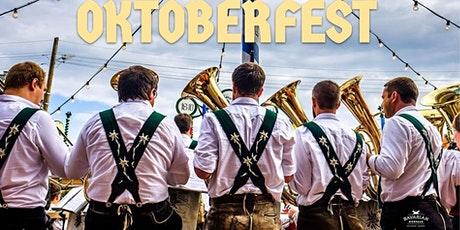 OKTOBERFEST Table Reservation (Friday 9/10) tickets