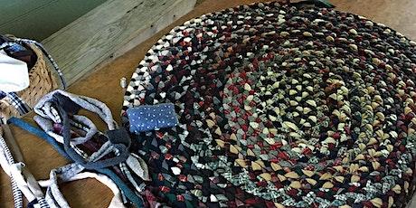 Heirloom Workshop Series: Rug Braiding tickets