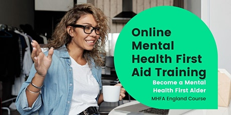 Adult Mental Health First Aid (full MHFA qualification) tickets