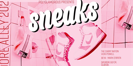 Sneaks - The Carry Nation & Vicki Powell tickets