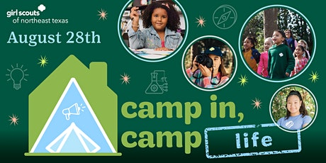 Camp In, Camp Life 2021 tickets
