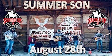 SUMMER SON live at Saddle Up at Q! tickets