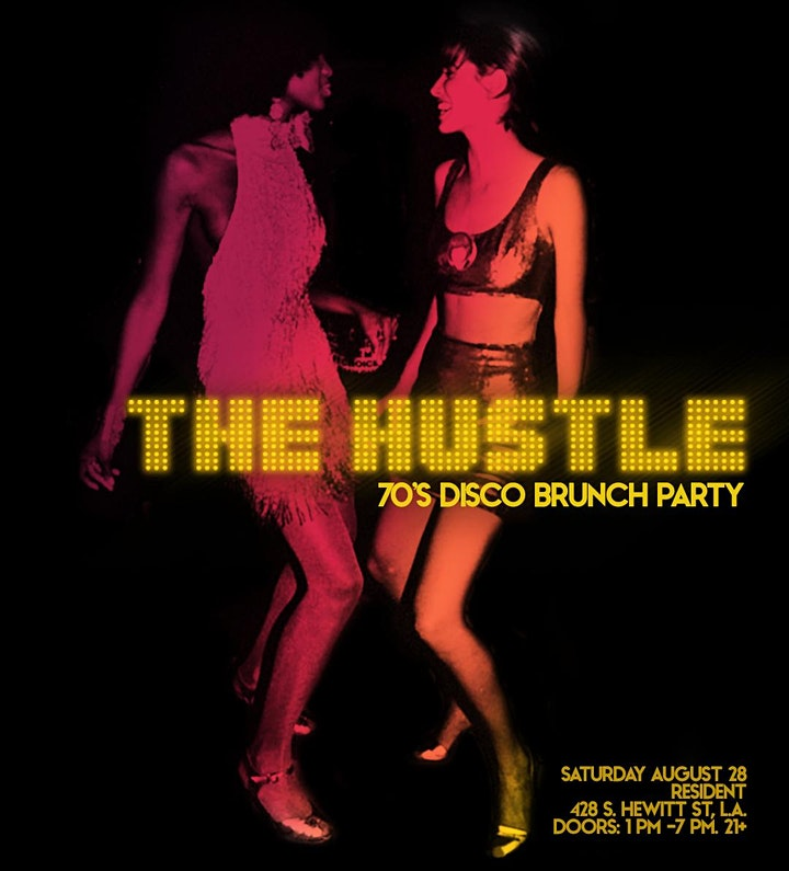 The Hustle: 70's Daytime Disco Party Vol. 2 image