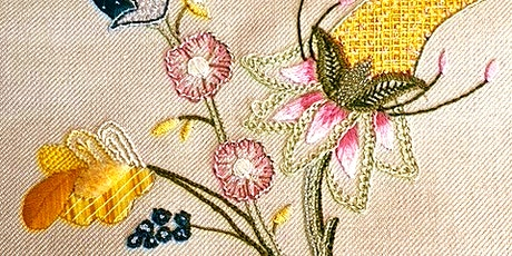 Comprehensive Studies Program: Surface Embroidery (Level 2) tickets