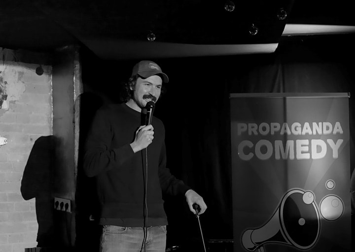 English Stand Up - Propaganda Comedy - Culture Shock #9 - Aussie image