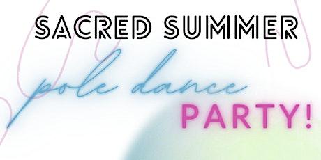 Pole Dance Party Sponsored by Pole Body & Arts & Transcend Charlotte tickets