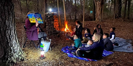 Stories & S'mores with Ranger Jonah & Mrs. Amy tickets