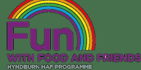 Hyndburns HAF Programme - Little Dragons tickets