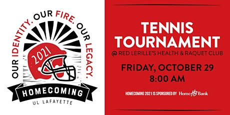 Homecoming Tennis Tournament tickets