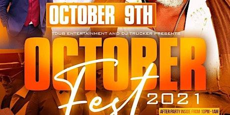 October Soul Music Fest tickets