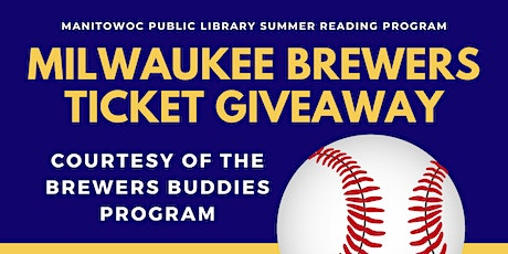 Milwaukee Brewer's Ticket Giveaway! (Aug 25 @ 7:10PM - Set of 4 Tickets) tickets