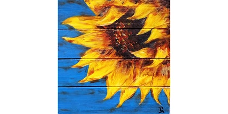 """Wit Cellars, Woodinville - """"Sunflower on Wood"""" tickets"""