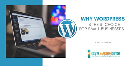 Live Webinar: Why WordPress is the #1 Choice for Small Businesses tickets