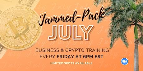 July Crypto Training Series tickets