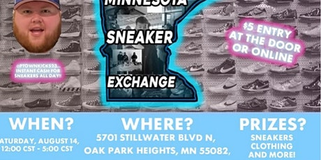 Minnesota Sneaker Exchange P.4 tickets