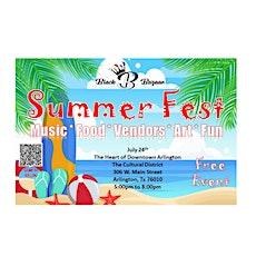 Black Bazaar July Summer Fest tickets