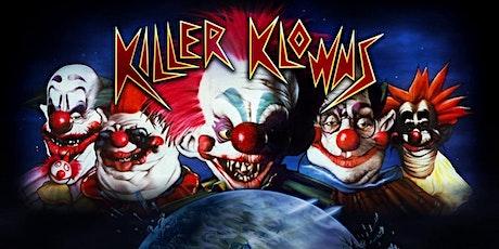 SecretFormula Cinema: Killer Klowns From Outer Space (1988) tickets